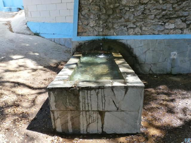 Fuente Chorro Trujillo - Júzcar