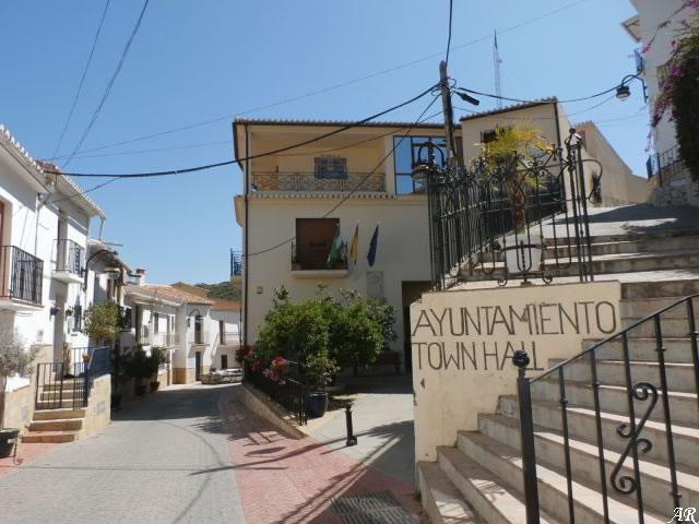 La Viñuela Town Hall