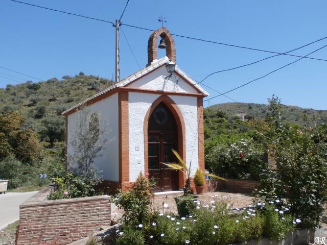Virgen de las Angustias Chapel