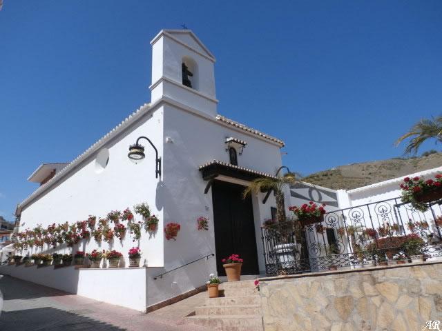 La Viñuela - San Jose Church