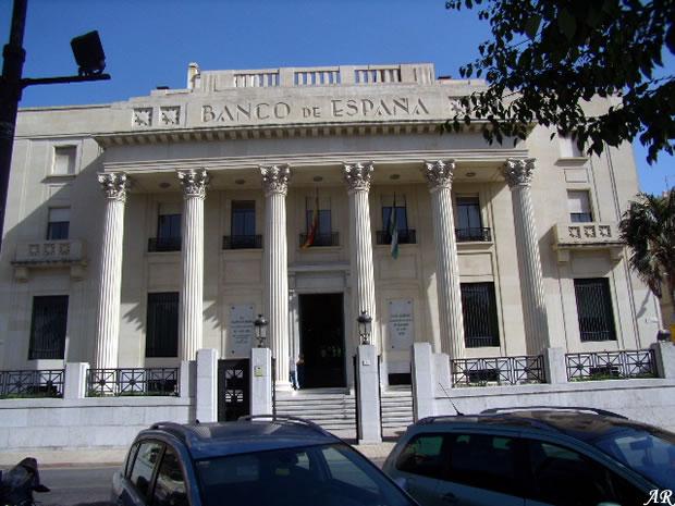 Monumentos de Málaga - Banco de España - Málaga 24/07/2014