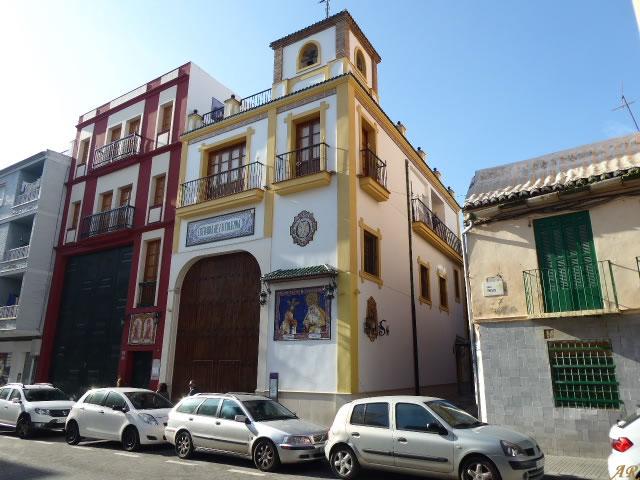 Cofradía de la Columna de Málaga