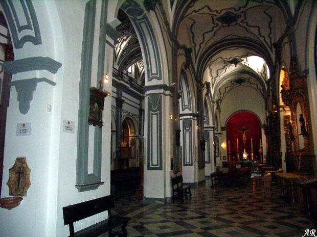 Parish Church of San Juan Bautista - Málaga
