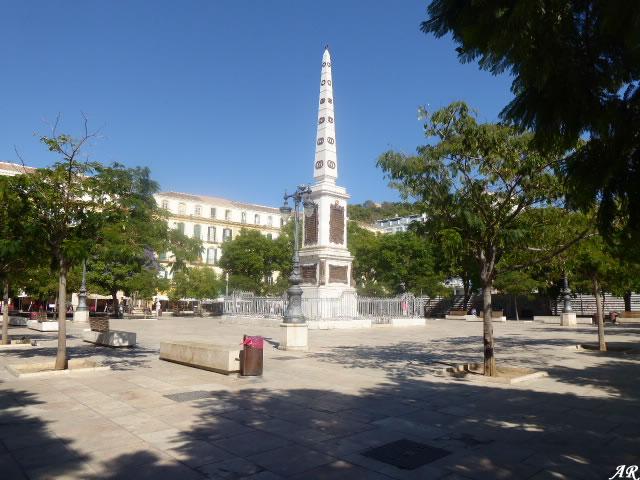 Merced Square - Málaga