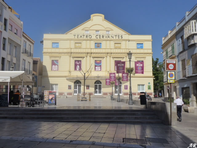 Cervantes Theater - Málaga
