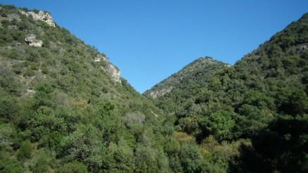 Mirador de la Cañada del Bajarín de Benahavís