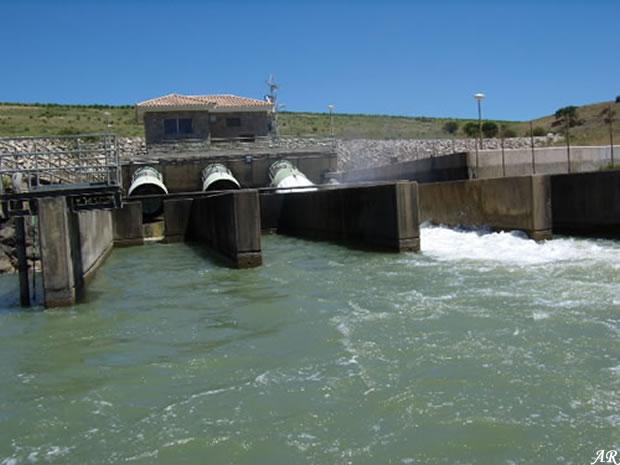 Dam of Barbate