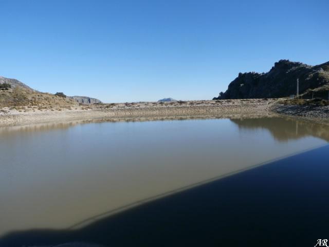 Presa del Arroyo del Fresnillo - Grazalema