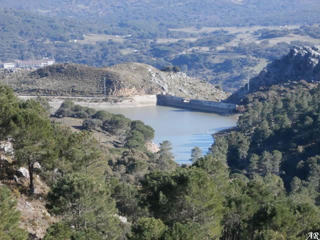 Presa del Arroyo del Fresnillo
