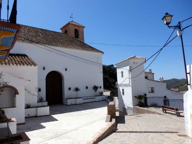 Iglesia Parroquial de Santa Ana - Salares