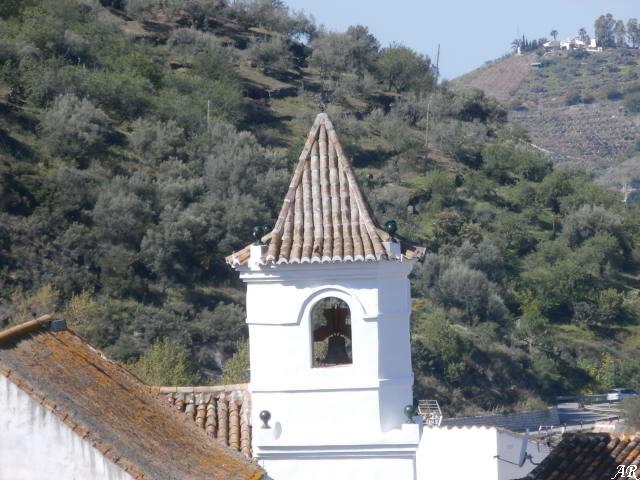 Santa Catalina Church Tower