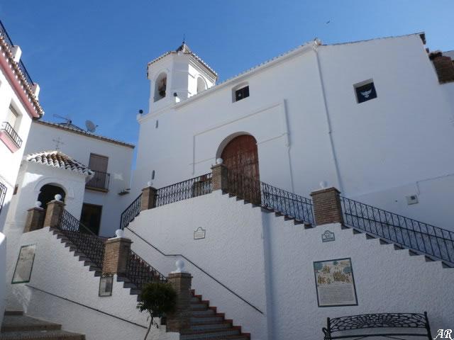 Santa Catalina Church - Sayalonga