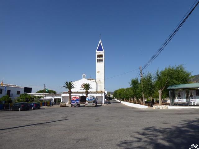 Iglesia de Navahermosa