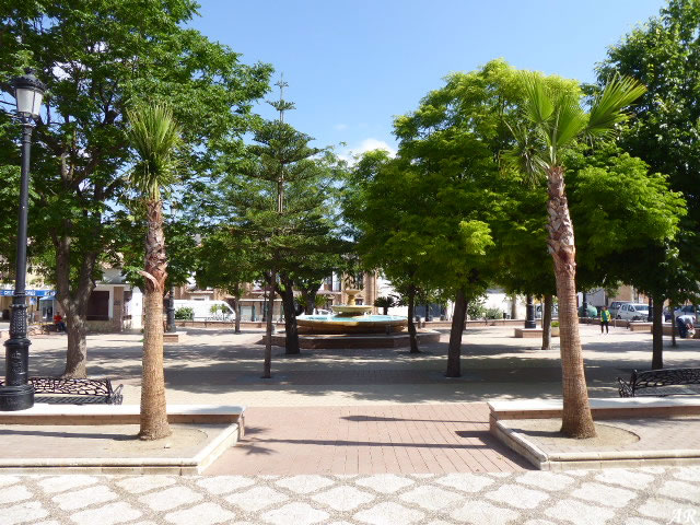 Plaza de Andalucía - Sierra de Yeguas