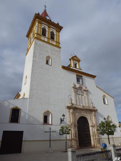 Iglesia Parroquial de la Santa Cruz Real de Teba