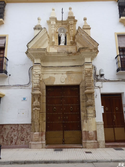 Palacete del Marqués de Greñina de Teba
