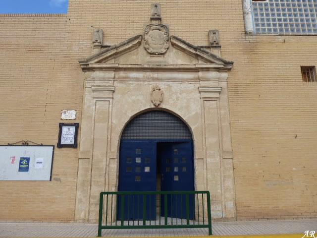 Pórtico Iglesia Convento San Francisco de Teba