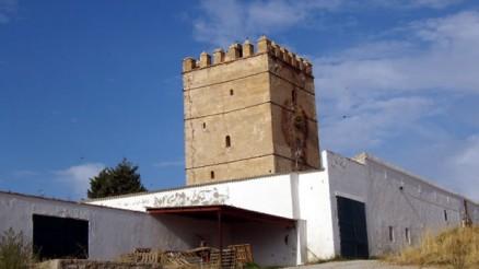 Torre Alquería de Ortegícar de Cañete la Real