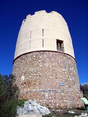 Yunquera Watchtower