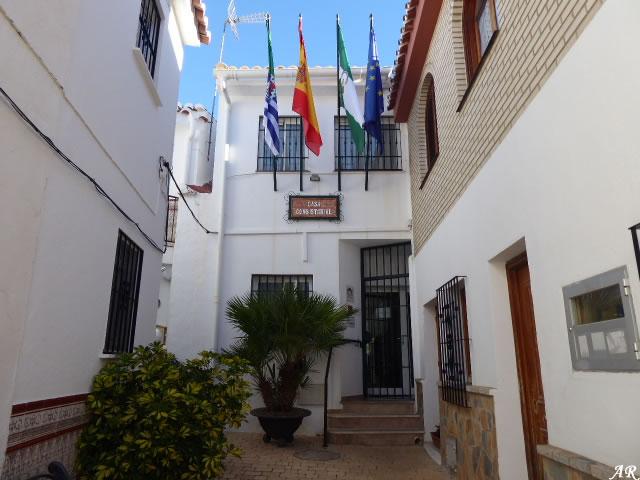 Ayuntamiento de Totalán - Casa Consistorial