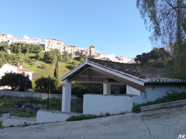 Lavadero Municipal de Totalán