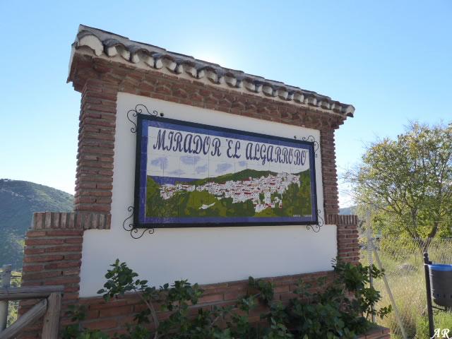 Mirador El Algarrobo - Totalán