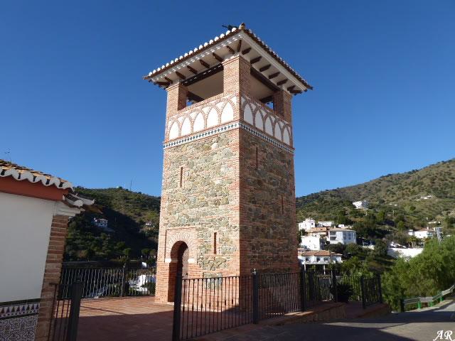 Torre del Violín - Mirador El Zagal - Totalán