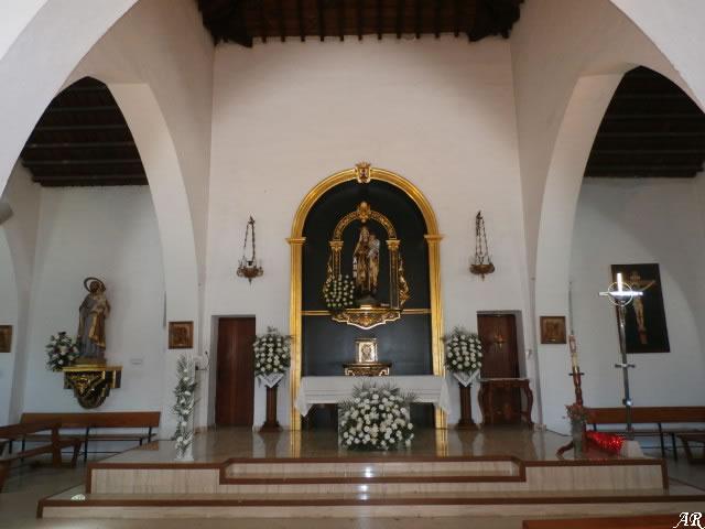 Parroquia de Ntra. Sra. del Carmen (Caleta de Vélez) - Vélez Málaga