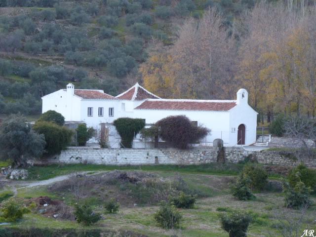 Ermita de Ntra. Sra. de Porticate de Yunquera