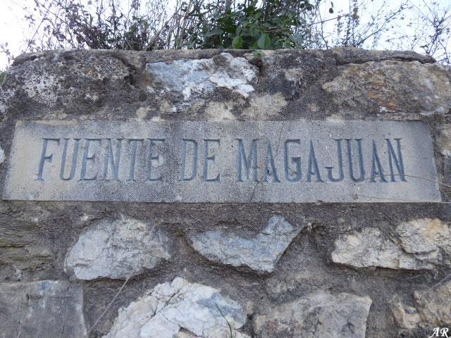 Fuente de Magajuan