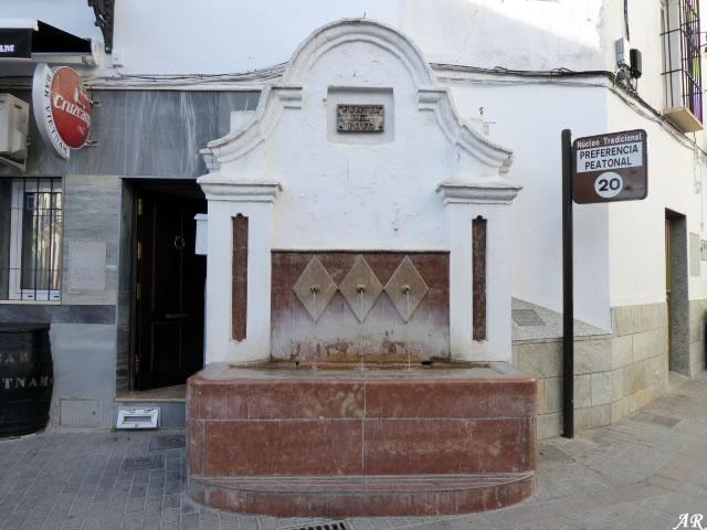 Fuente del Poyo - Yunquera