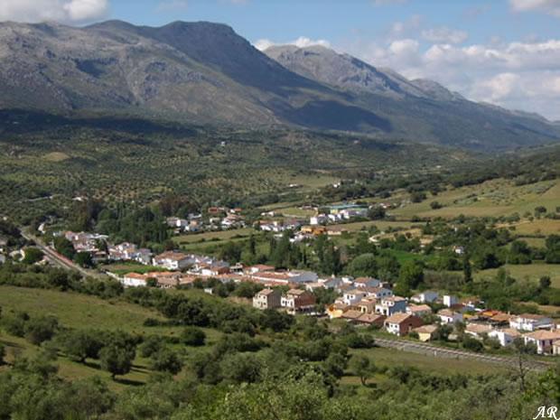 Casa rural lina en el valle del guadiaro cortes de la frontera - Casa rural la vall de gavarresa ...