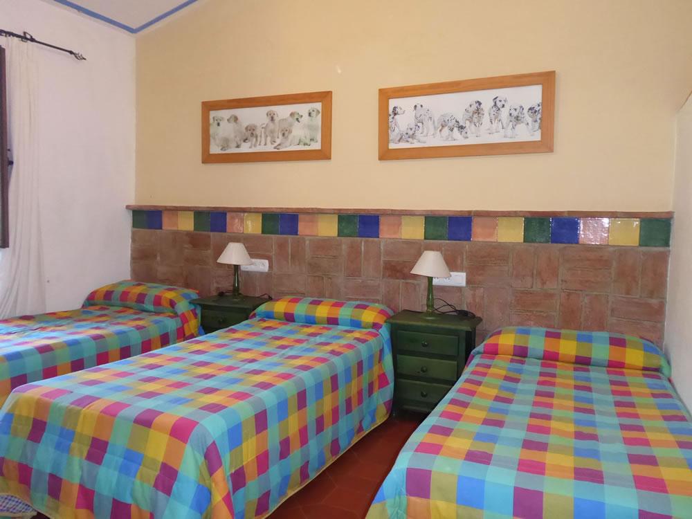 Casa Rural - Vivienda de Alojamiento Rural EL CORTIJILLO - San Pablo de Buceite