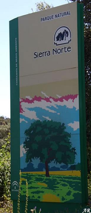 Parque Natural De La Sierra Norte De Sevilla Sierra Morena Occidental