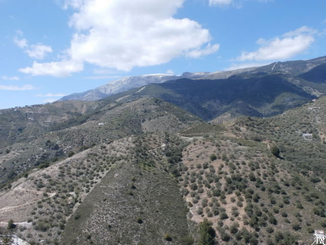 Sierras de Tejeda, Almijara y Alhama Natural Park, Málaga and Granada