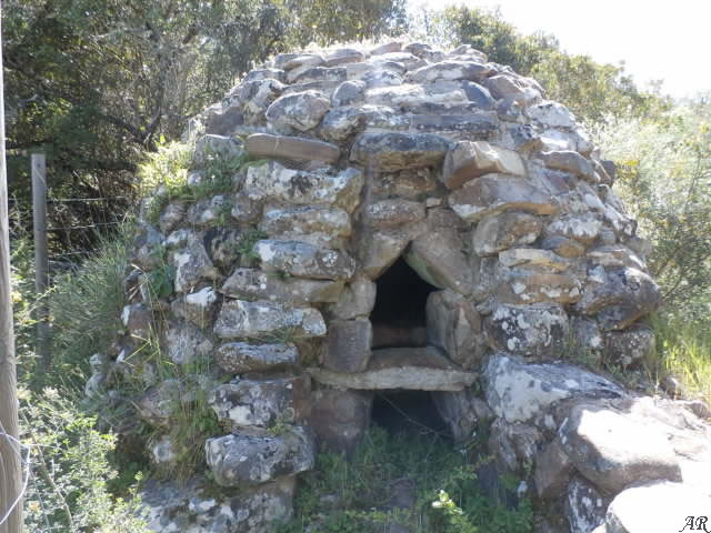 Antiguo horno en el Parque Natural de los Alcornocales