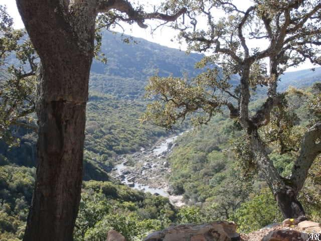Valle del Río Hozgarganta