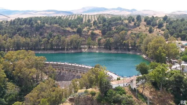 Conde de Guadalhorce Dam