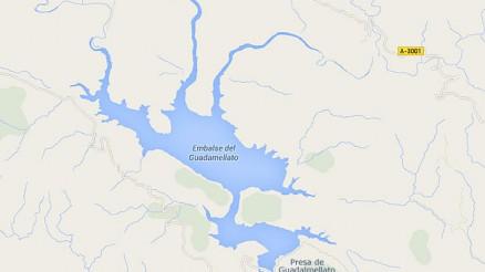 Presa de Guadalmellato - Pantano del Guadalmellato - Embalse del Guadalmellato