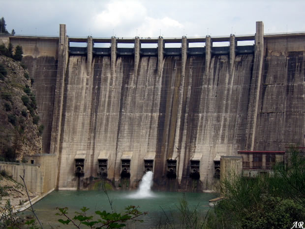 Iznajar Dam