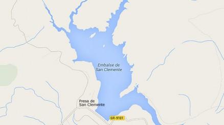 Presa de San Clemente - Embalse de San Clemente - Pantano de San Clemente - Huéscar - Granada