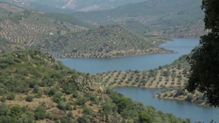 Presa del Arenoso - Embalse del Arenoso - Pantano del Arenoso -Montoro