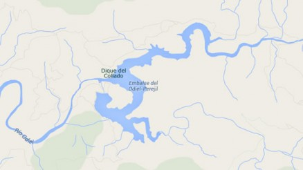 Presa Odiel Perejil - Dique del Collado - Aracena