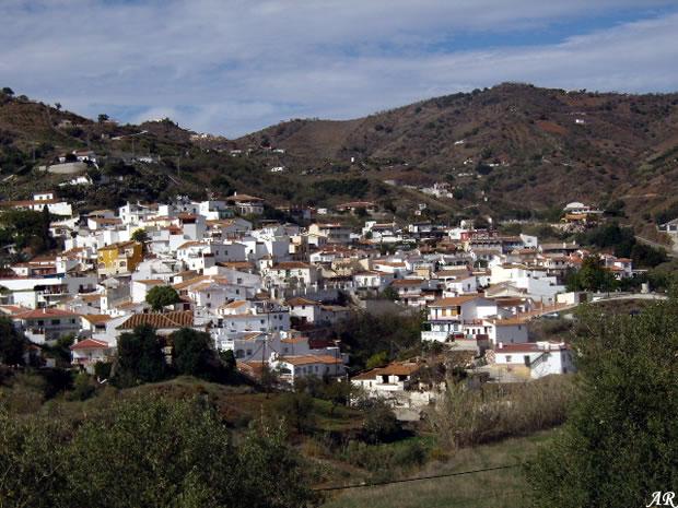 Cajiz, Información y Fotos de la pedanía de Vélez Málaga