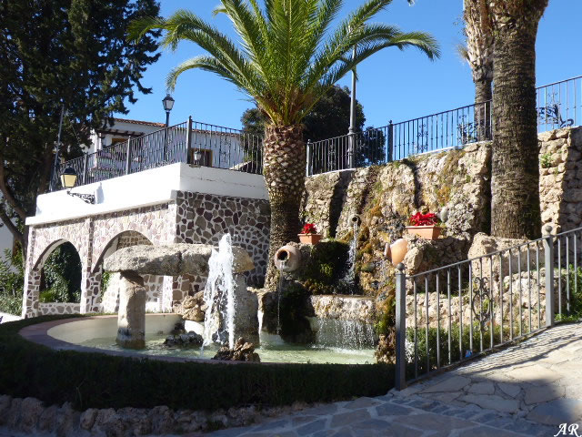 Dolmen Fountain