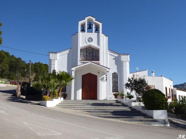 Nuestra Señora del Carmen de Montecorto
