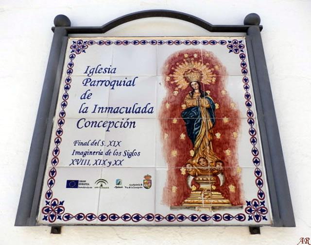 Villanueva de la Concepción - Iglesia Parroquial de la Inmaculada Concepción