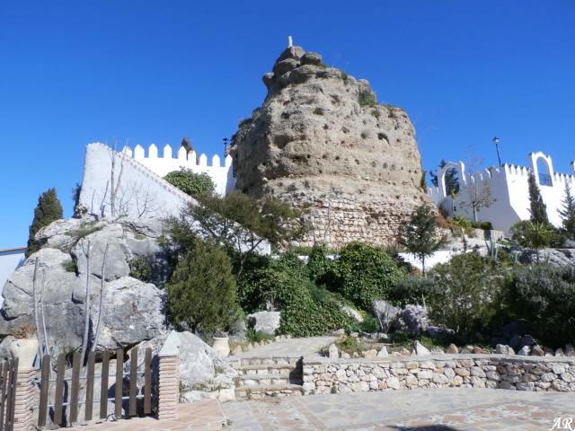 Castillo de Comares - La Axarquía