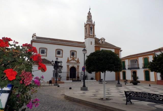 Iglesia de Nuestra Señora de la Estrella de Chucena