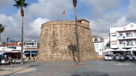 Torre de la Batería o Torreón de la Cala de Mijas